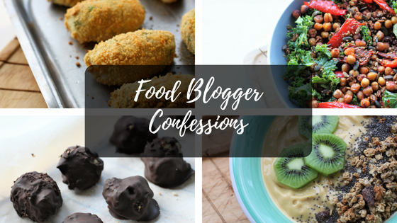 Food Blogger Confessions