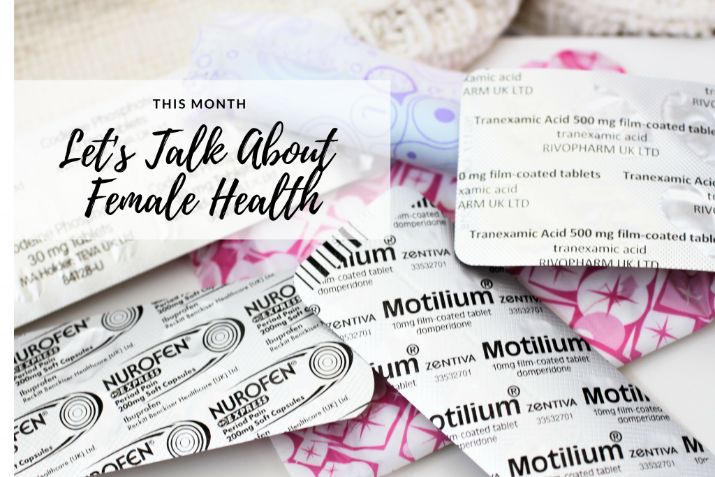 This Month   I Want to Get Serious About Female Health