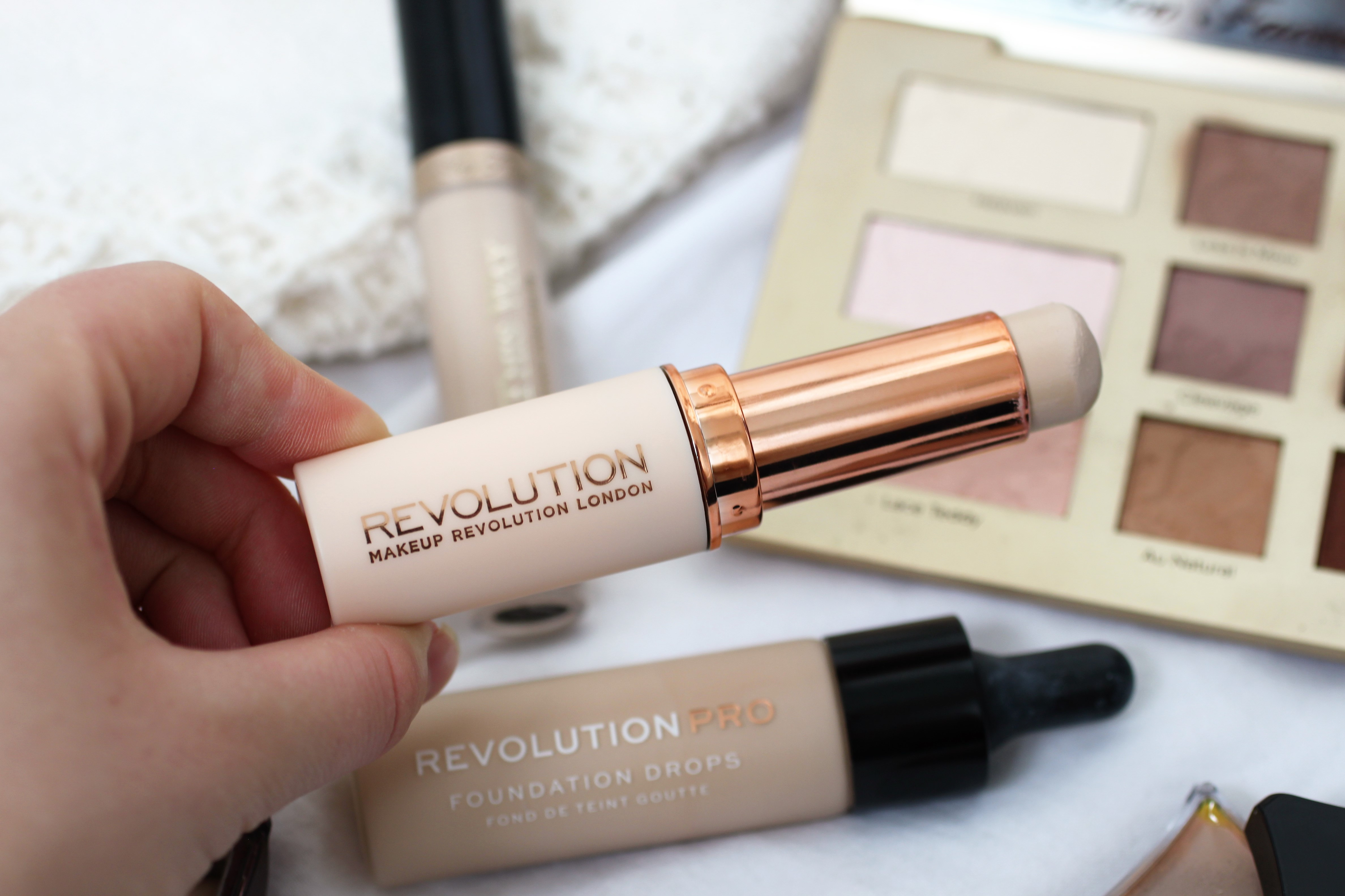 revolution fast base foundation f1