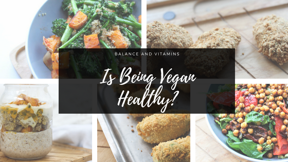 is being vegan healthy