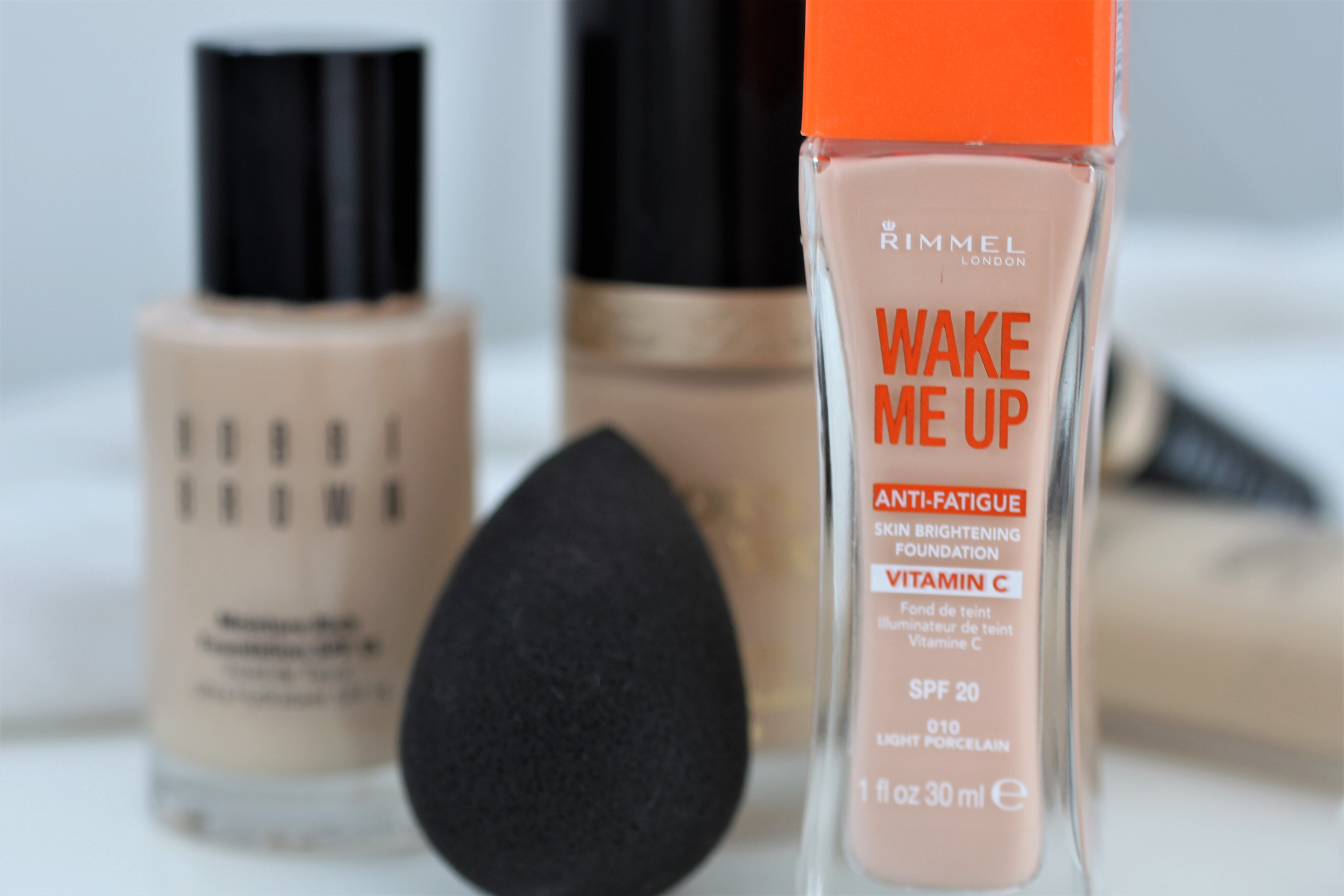 Favourite Foundations For Dry Skin Glow Steady