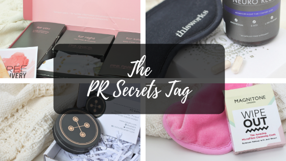 The PR Secrets Tag!
