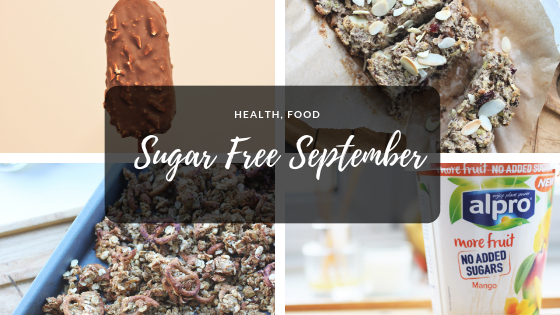 Sugar Free Me: October Update