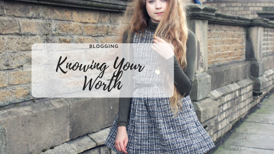 Blogging: Money and Knowing Your Worth
