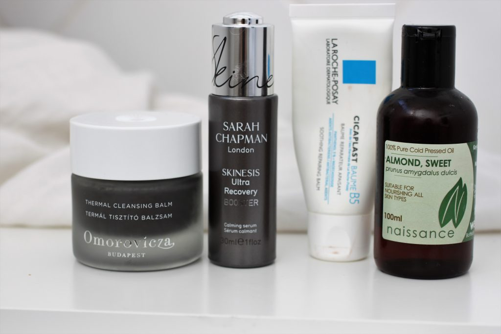 Skin Recovery Update & Favourites