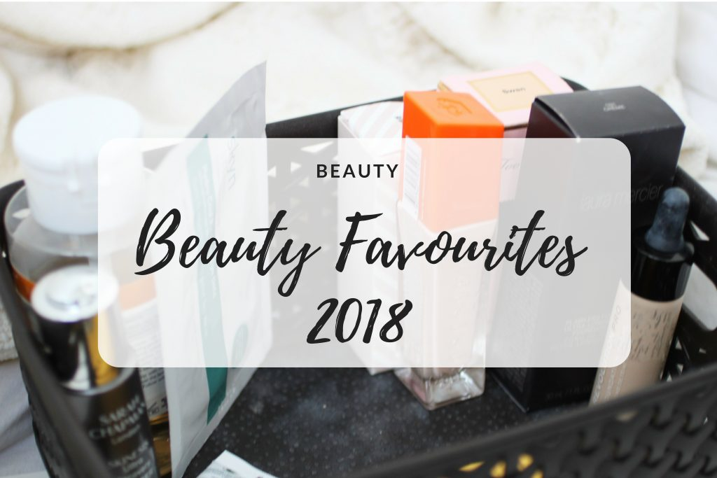 2018 Beauty Favourites | Yearly Favourites