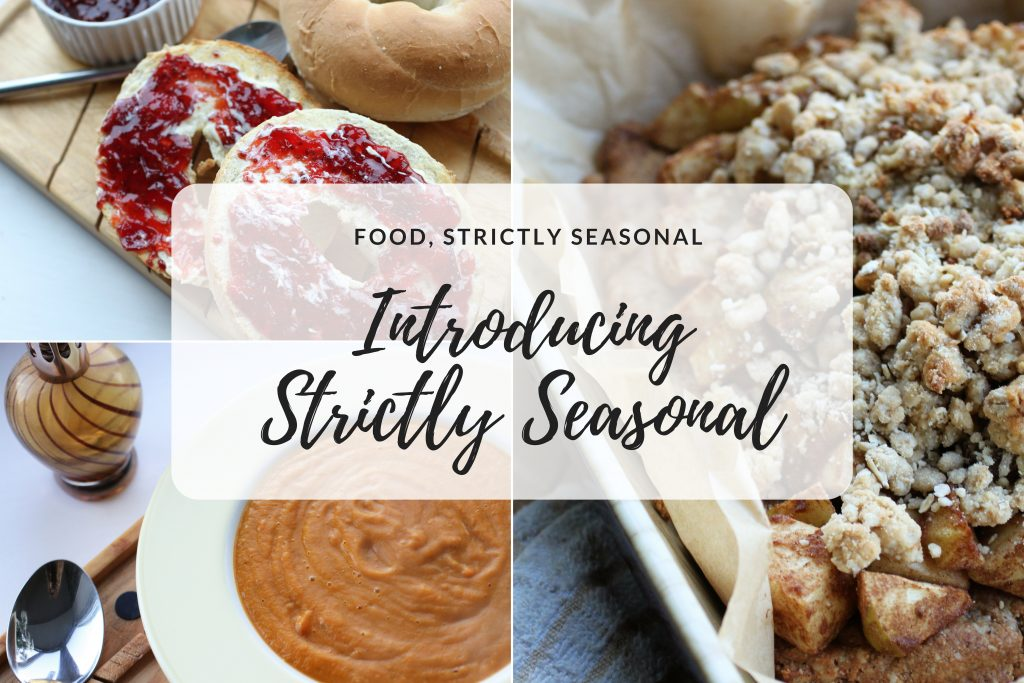 Introducing Strictly Seasonal
