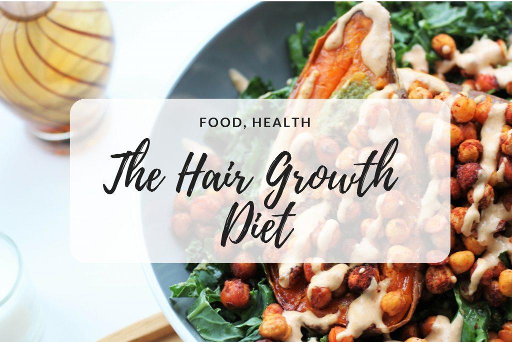 The Hair Growth Diet
