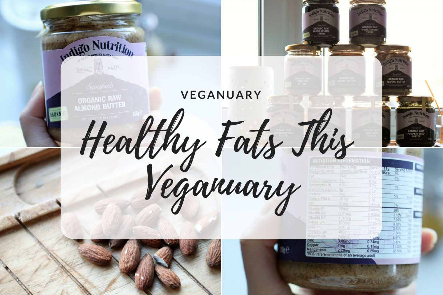 Getting Healthy Fats This Veganuary with Indigo Herbs