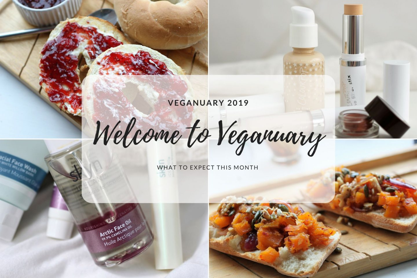 Welcome to Veganuary!